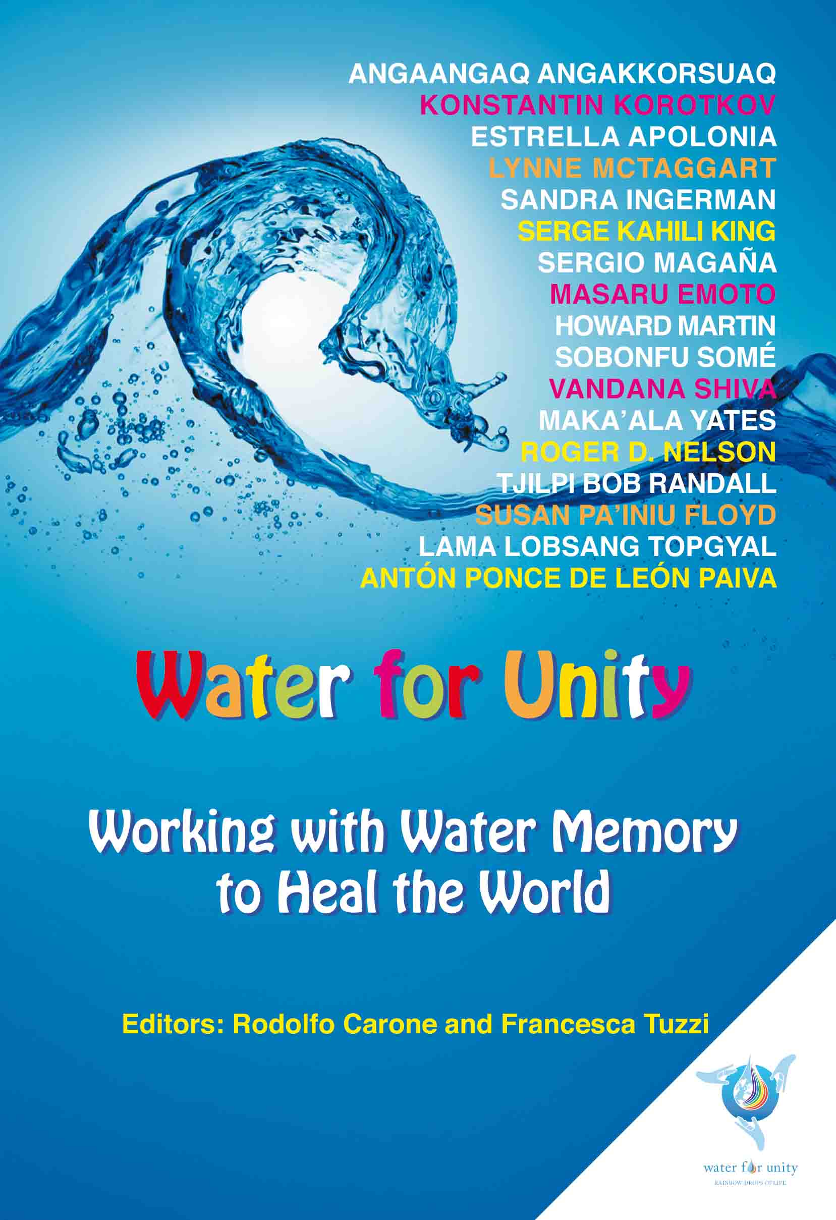 Water for Unity book cover